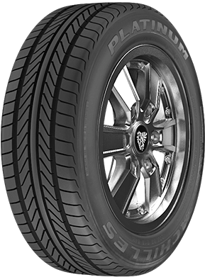 Platinum tire